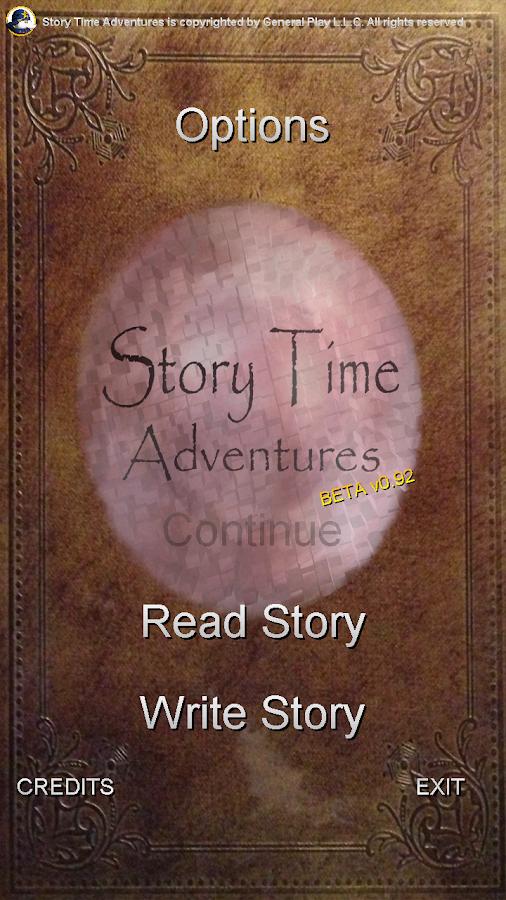 Story Time Adventures - screenshot