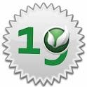 19 x 19 Quiz logo