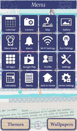 Cute Theme-Marine Collage- 1.0 Windows u7528 3