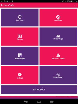 Lava Safe - screenshot