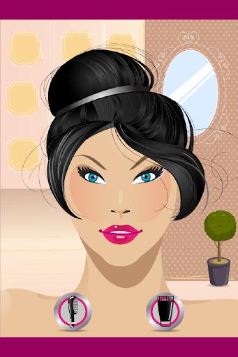 公主換裝,化妝沙龍