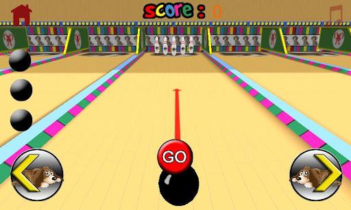 Dog bowling for kids  screenshots 3