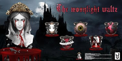 Screenshot of The Moonlight Waltz GO Theme