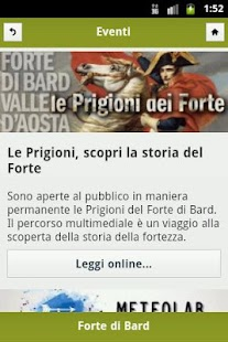 Forte di Bard- screenshot thumbnail