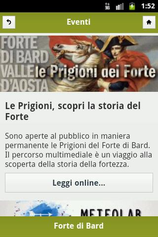 Forte di Bard- screenshot
