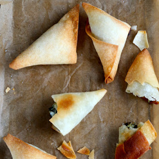 Gluten Free Phyllo Dough (Fillo) and Spanakopita