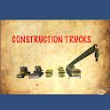 Construction Trucks Popup Book