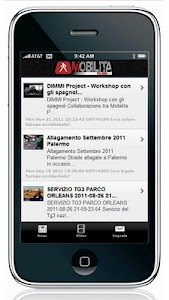 Mobilita Palermo screenshot 1