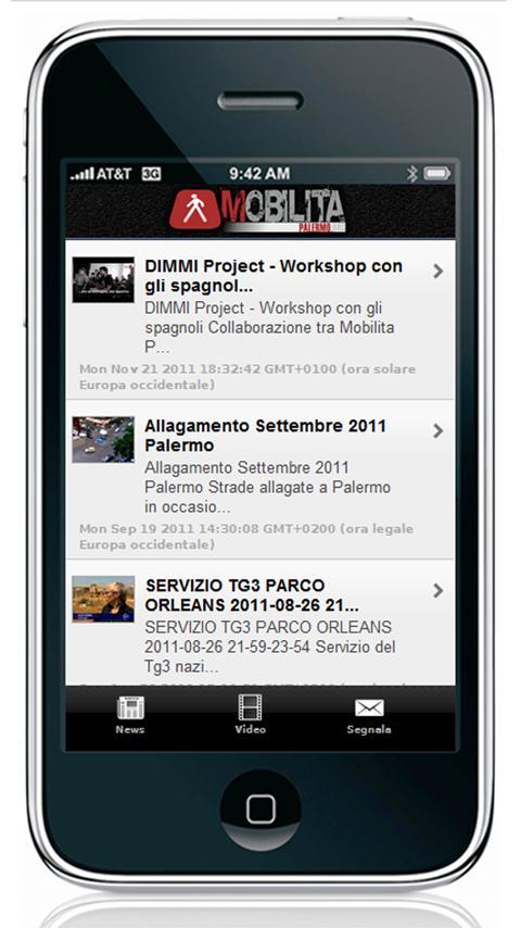 Mobilita Palermo - screenshot
