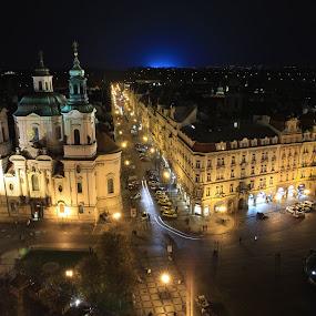 Praha by Ronald Susaya - Uncategorized All Uncategorized