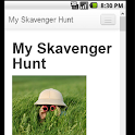 My Skavenger Hunt