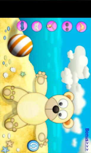 Teddy Bear Dress Up  screenshots 1