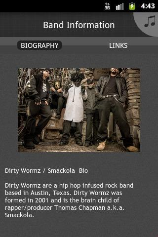 DIRTY WORMZ - screenshot