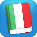 Learn Italian Phrasebook logo