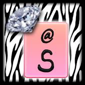 KB SKIN - Zebra Pink Diamond
