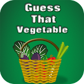 Guess That Vegetable