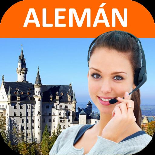 Aprende Alemán hablando 教育 App LOGO-APP試玩