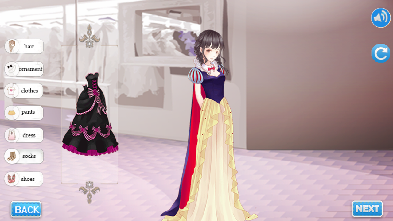 Dress Up Girl - Android Apps on Google Play