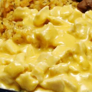 Chicken Pollo Crema Recipes.