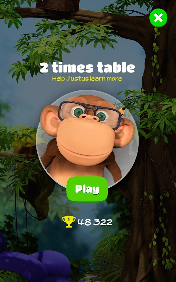10monkeys Multiplication - screenshot