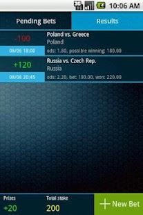 Sport Bet- screenshot thumbnail