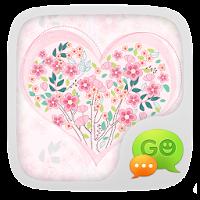 GO SMS Pro Honey Theme EX 1.0