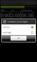 Screenshot of F3K Timer Pro