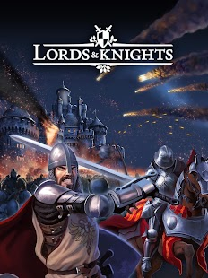 Lords & Knights - Strategy MMO- screenshot thumbnail