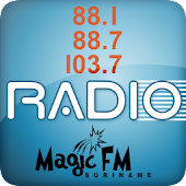 Radio 10 - Magic FM - Suriname