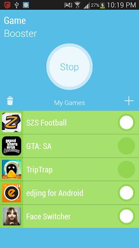Game Booster : 2X Gaming Speed  screenshots 4