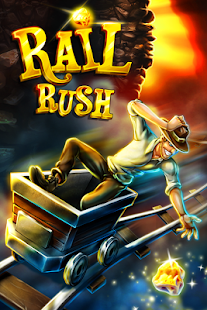 Rail Rush Screenshot 21
