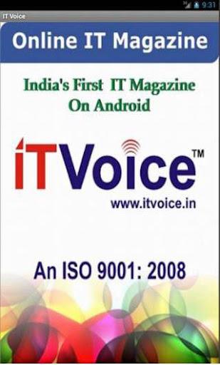 IT Voice News July
