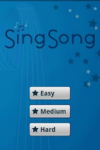 SingSong Karaoke- screenshot thumbnail