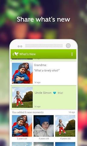 android Lifecake Screenshot 5