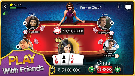 Teen Patti Gold 1.5.2 screenshot 327981