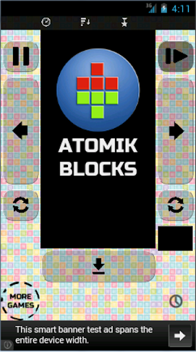 Atomik Blocks