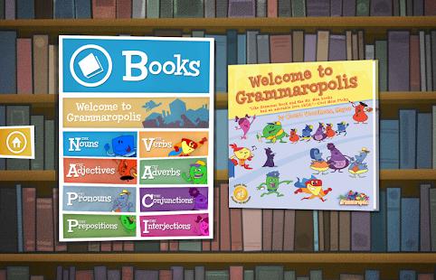 Grammaropolis - Complete- screenshot thumbnail