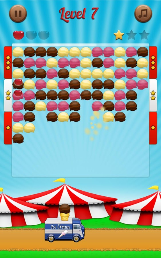 Bubble Scoop HD- screenshot