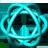 Three-dimensional painting logo
