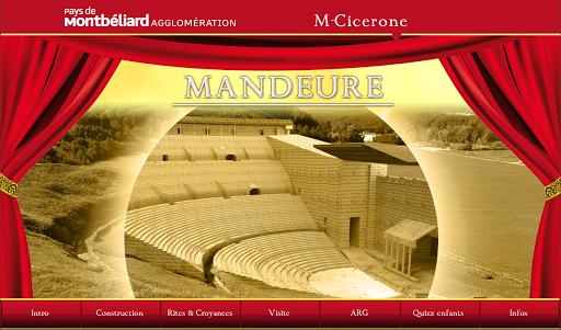Cicerone Mandeure