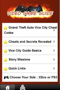 Unofficial GTA Vice City Guide - screenshot thumbnail