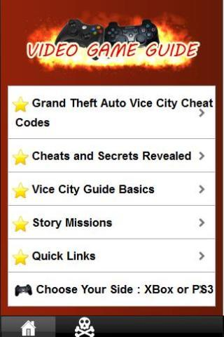 Unofficial GTA Vice City Guide - screenshot