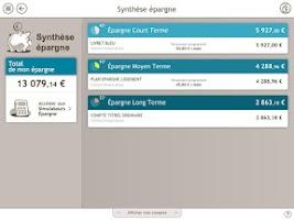 Screenshot of CMSO Tablette