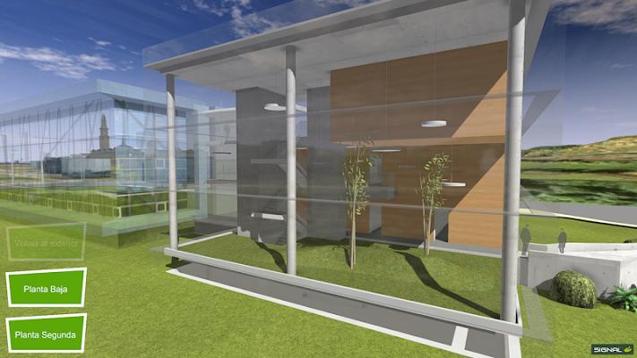 Ampliación Edificio Asturias - screenshot