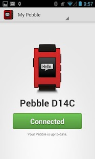 Pebble - screenshot thumbnail