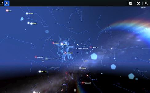 Mapa Estelar Infinito APK 10