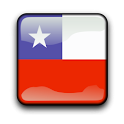Chile Flag Clock Widget icon