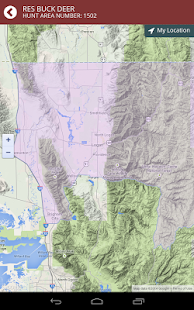 Utah hunting and fishing android apps on google play for How much is a fishing license in utah