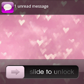 Go Locker iPhone Theme Pink