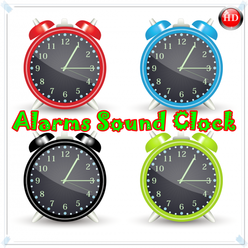 Alarms Sound Clock Effect